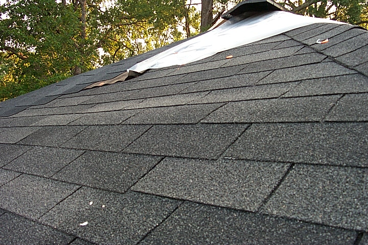 Roof Sagging Amp Brand New Wooden Roof Beams And Supports